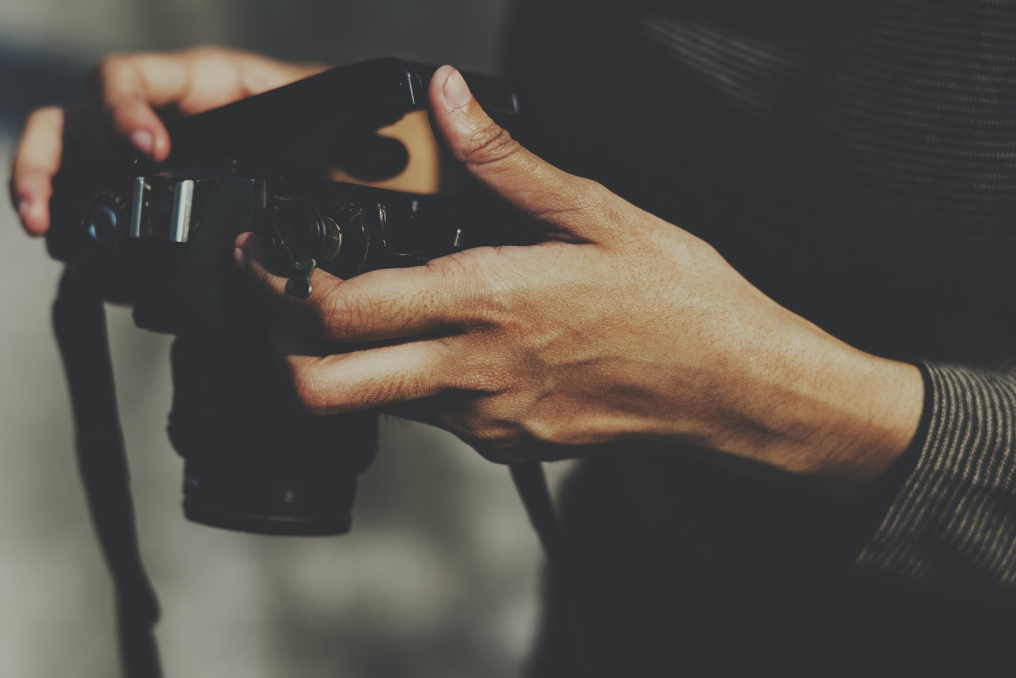 A Quick Intro To DSLR's